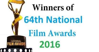 64th National Film Awards | Complete List of Winners 77 Behind History
