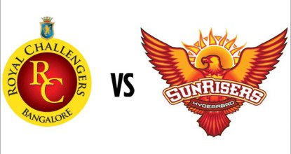 Royal Challengers Bangalore vs Sunrisers Hyderabad | 51st Match | Dream11 Team 25 Behind History