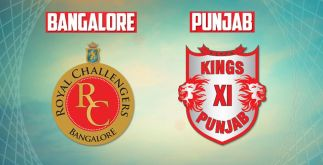 Royal Challengers Bangalore vs Kings XI Punjab | 8th Match | Dream11 Team 2 Behind History