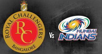 Royal Challengers Bangalore vs Mumbai Indians | 31st Match | Dream11 Team 40 Behind History
