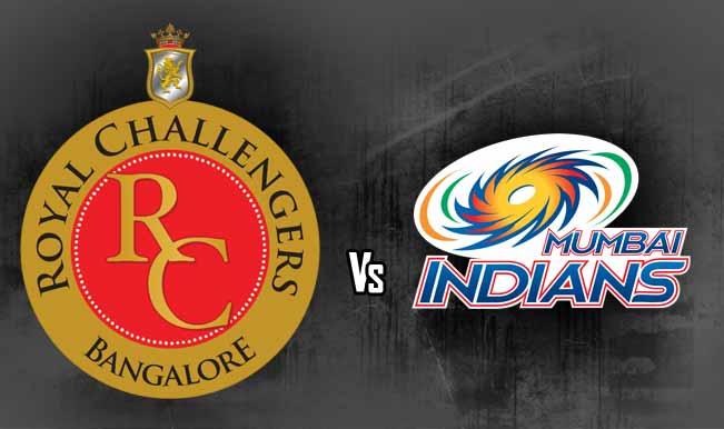 Royal Challengers Bangalore vs Mumbai Indians | 31st Match | Dream11 Team 1 Behind History