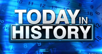 Today in History   History happened on May 21st 52 Behind History
