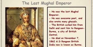 Behind the History of Bahadur Shah Zafar | Last Mughal Emperor 18 Behind History