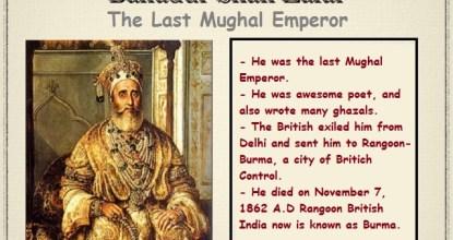 Behind the History of Bahadur Shah Zafar | Last Mughal Emperor 23 Behind History
