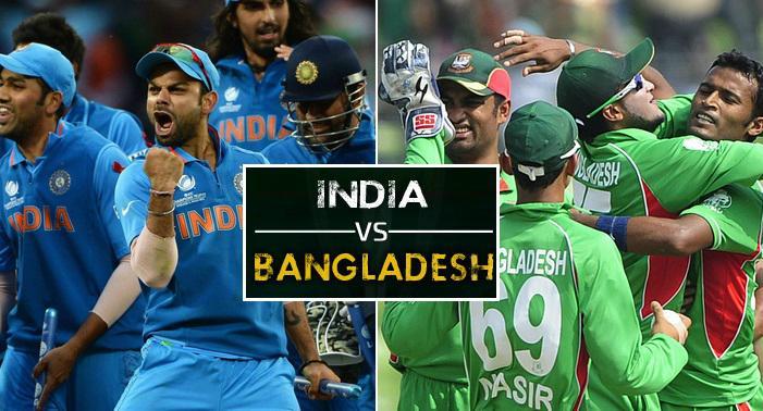 India vs Bangladesh | Final Match Playing 11 and Dream11 Team 1 Behind History