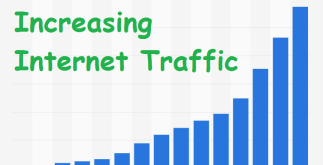 Speedy Increase in Internet Traffic Analysed | Knowledge Base 2 Behind History