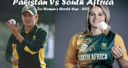 Pakistan-W vs South Africa - W | Predictions | Fantasy Cricket 117 Behind History