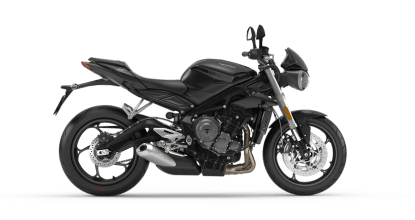 Triumph Street Triple S |Review and Analysis 12 Behind History