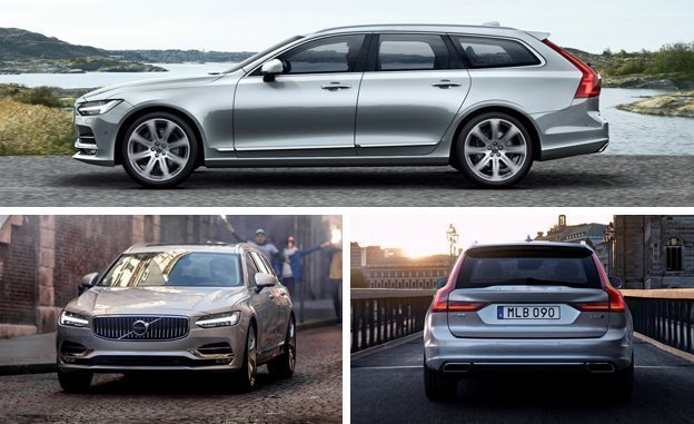 Volvo has Launched New Model V90 | Price and Specifications 1 Behind History
