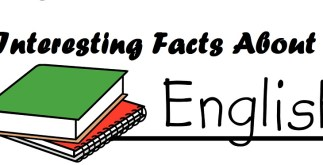 Interesting Facts About English Language 7 Behind History