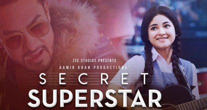 Secret Superstar Review | Zaira and Amir Khan Film 50 Behind History