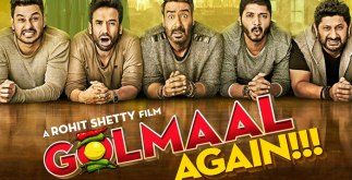 Golmaal Again Review | Experience of Fearing Comedy 5 Behind History