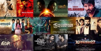 Top 10 Tamil Movies of 2017 2 Behind History