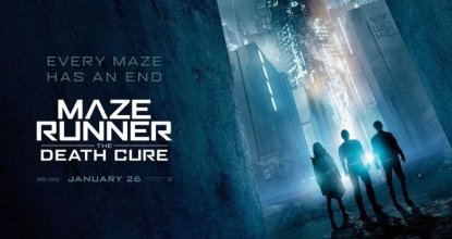 Maze Runner: The Death Cure Trailer | One Last Run 40 Behind History