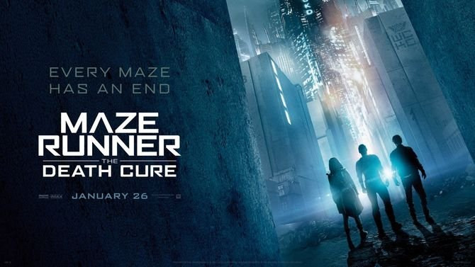 Maze Runner: The Death Cure Trailer | One Last Run 1 Behind History