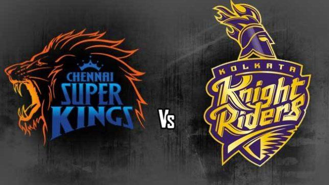 Kolkata Knight Riders vs Chennai Super Kings | 33rd Match | Dream11 Team 1 Behind History