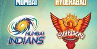 Mumbai Indians vs Sunrisers Hyderabad   23rd Match   Dream11 Match 2 Behind History