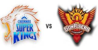 Sunrisers Hyderabad vs Chennai Super Kings | 20th Match | Dream11 Team 5 Behind History
