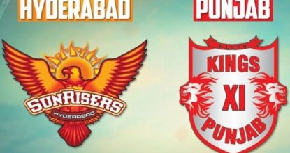 Sunrisers Hyderabad vs Kings XI Punjab | 25th Match | Dream11 Team 44 Behind History