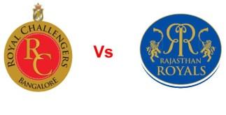 Rajasthan Royals vs Royal Challengers Bangalore   53rd Match   Dream11 Team 3 Behind History