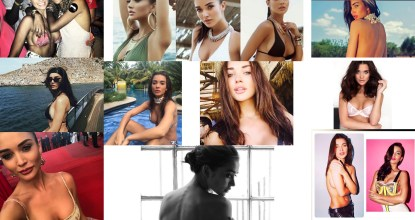 Unseen Hot Pics of Amy Jackson 30 Behind History
