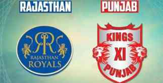 Kings XI Punjab vs Rajasthan Royals | 38th Match | Dream11 Team 2 Behind History