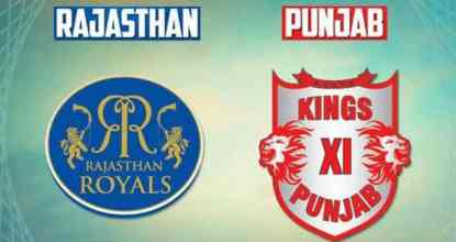 Kings XI Punjab vs Rajasthan Royals | 38th Match | Dream11 Team 37 Behind History