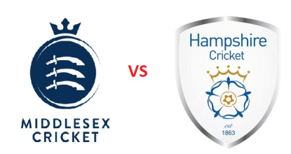 Middlesex vs Hampshire | South Group Match | Dream11 Team 18 Behind History