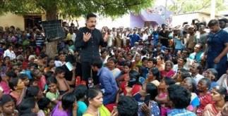 Kamal Hasan Visits Tuticorin 3 Behind History