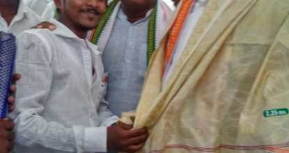INDIAN YOUTH CONGRESS NATIONAL PRESIDENT KESHAV CHAND YADAV BIRTHDAY 13 Behind History