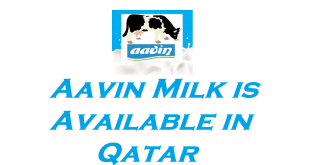 Aavin Milk is Available in Qatar 2 Behind History