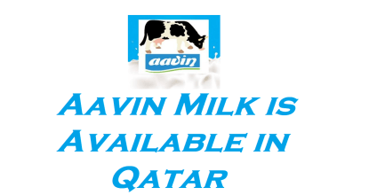Aavin Milk is Available in Qatar 72 Behind History