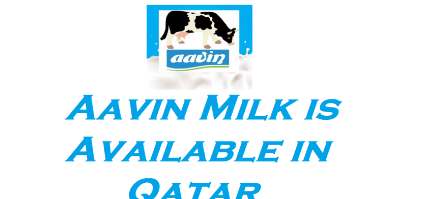 Aavin Milk is Available in Qatar 1 Behind History
