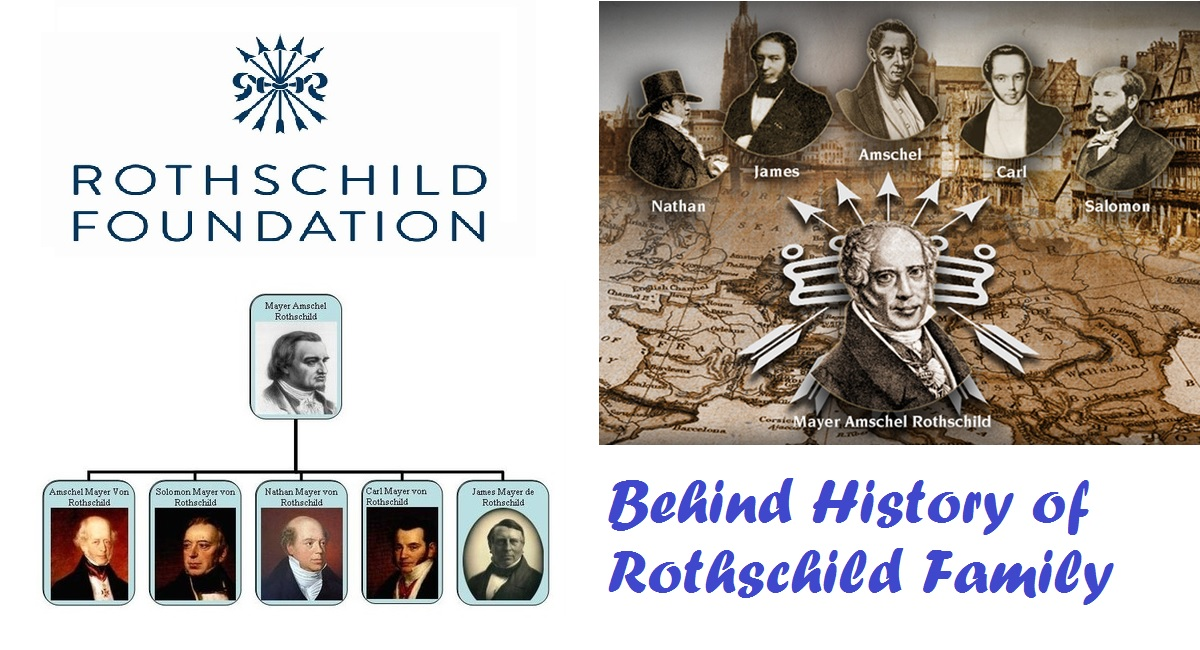 Behind History of Rothschild Family 1 Behind History