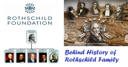 Behind History of Rothschild Family 5 Behind History