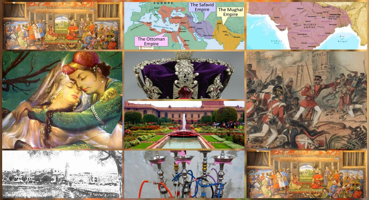 10 Unbelievable Facts About Mughals