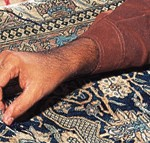 Antique Rug Repair | Behnam Oriental Rugs | Dallas