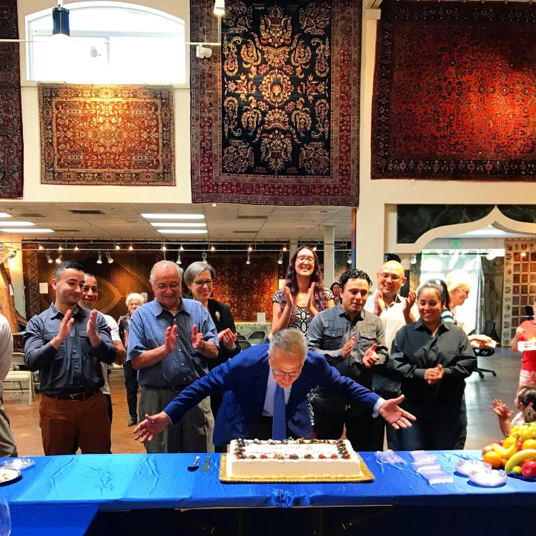 Behnam Rugs celebrates 41 years