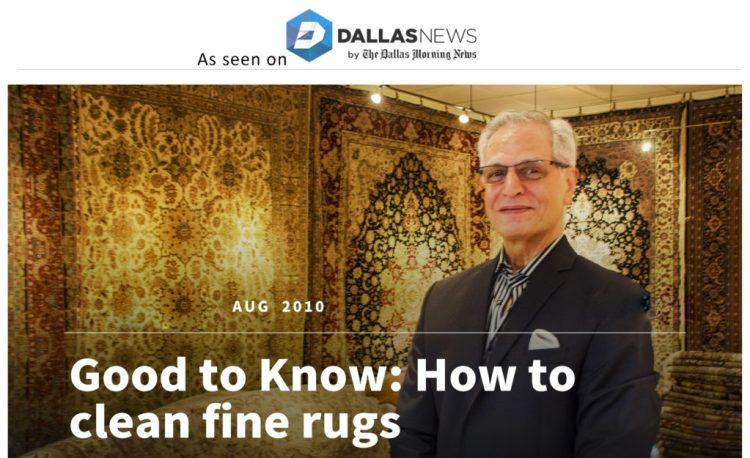 Ben Tavakolian for the Dallas Morning News