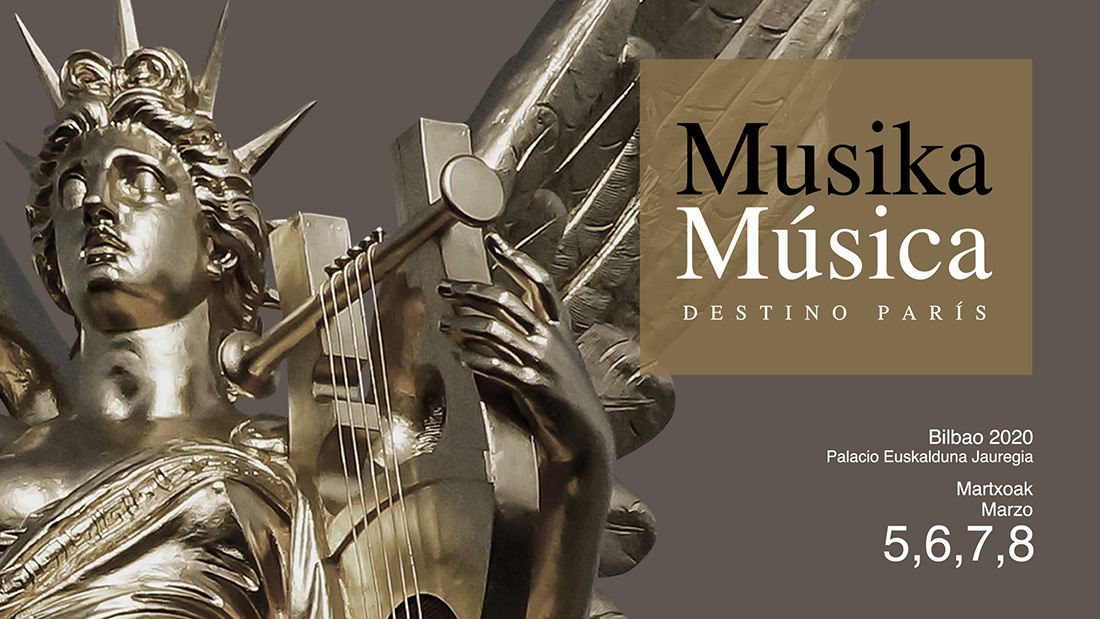 Musika - Música 2020 Paris