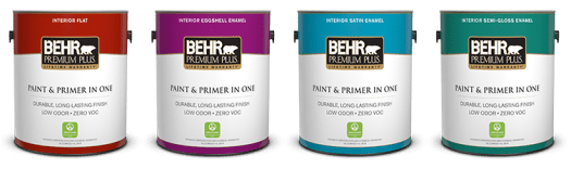 Premium Plus Interior Paints