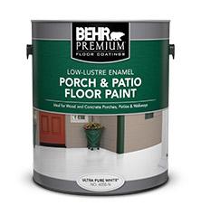 porch patio floor paint low lustre