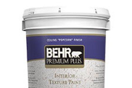 Behr Premium Plus Interior Texture Paint Sand Finish www