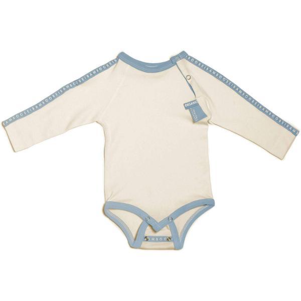 Baby Grow Denim blue clothing