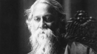 """صورة """"طاغور"""" . . شاعر الهند و الانسانية"""