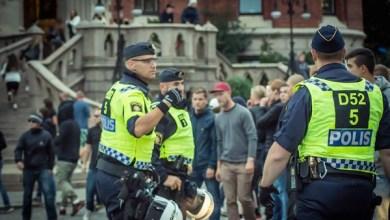 صورة السويد : ثقة الجمهور بالشرطة السويدية في تراجع مستمر