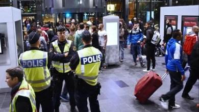 """صورة السويد : تضاعف أعداد طالبي اللجوء من """"جورجيا"""""""