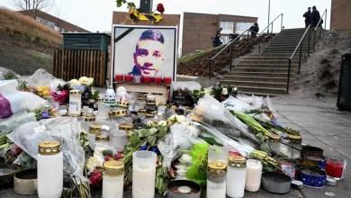 """صورة السويد : مرور عام على قتل الشاب """"أحمد عبيد"""" . . و مازال القاتل حر طليق !"""