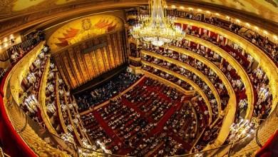 صورة المسرح في السنوات الأولى من ثورة أكتوبر الاشتراكية