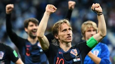 صورة مونديال 2018: كرواتيا تهين الأرجنتين وميسي وتلحق بفرنسا لثمن النهائي